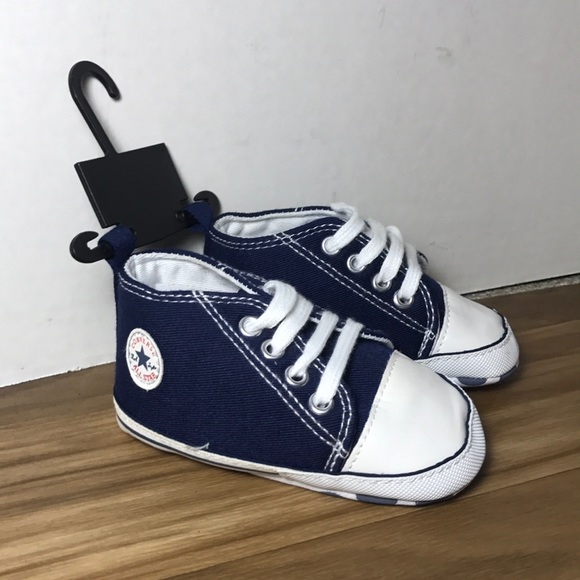 CONVERSE ALL STAR Chuck Taylor Baby shoes Size 3